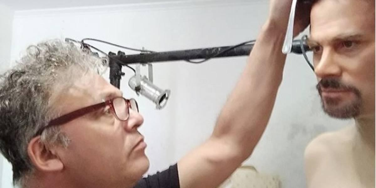 El escultor Rómulo Aramburú acusa que le prohibieron entrar al Museo de Cera