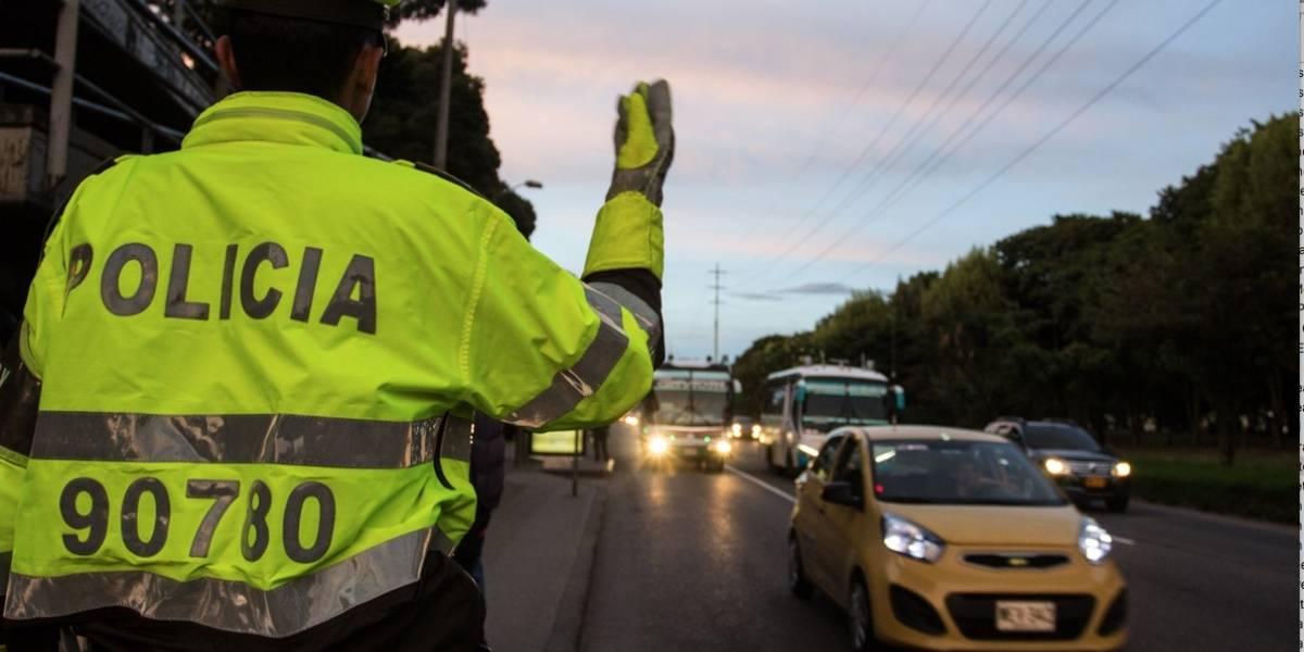 Lo que deberá pagar si saca el carro este fin de semana de pico y placa en Bogotá