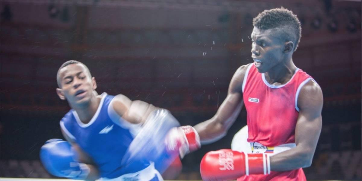 ¡Qué orgullo! Yuberjen Martínez clasificó a semifinales de boxeo en los Juegos Panamericanos