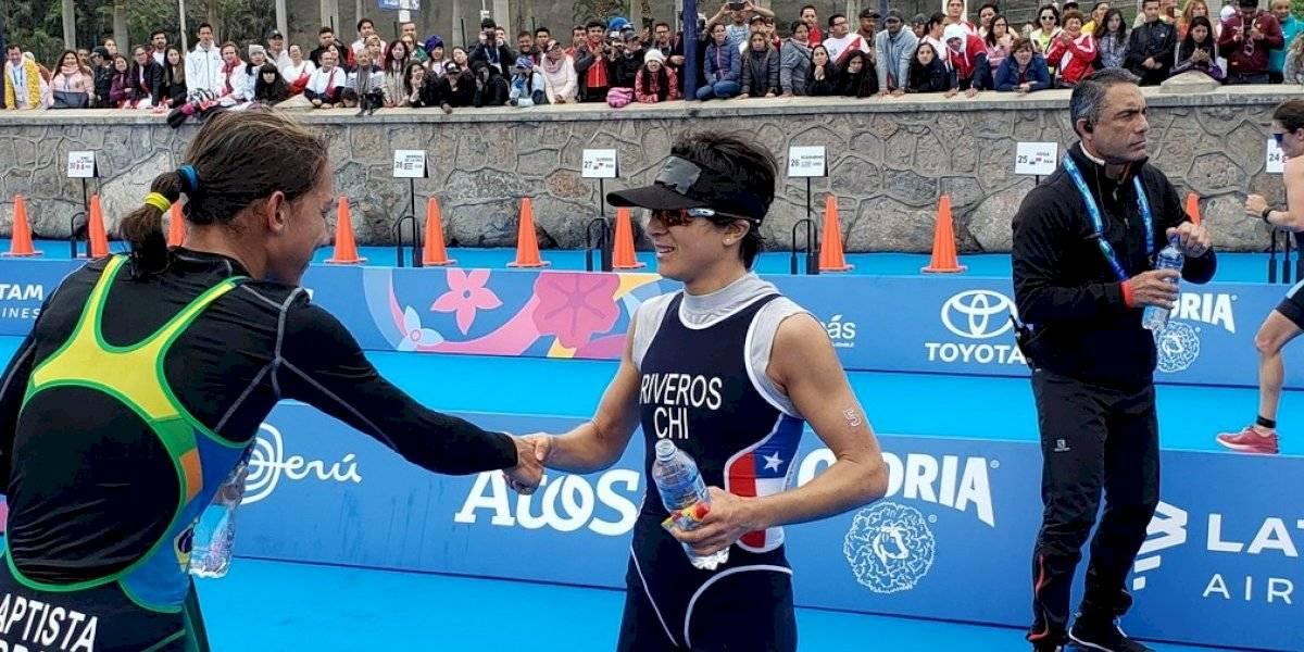 """""""Mi país me necesitaba"""": Bárbara Riveros se desahoga tras no ganar medalla en los Panamericanos"""