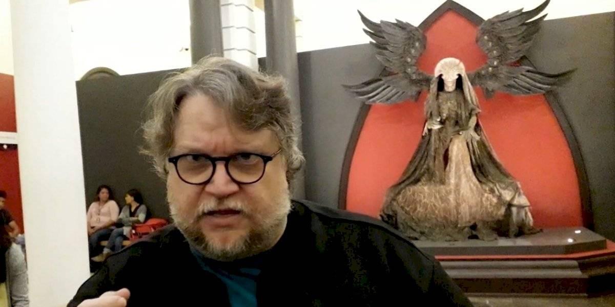 Iglesia, gobierno y militarismo son estructuras terribles para Guillermo del Toro
