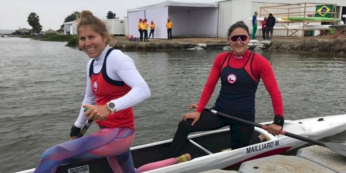 El canotaje le entregó la segunda medalla de plata a Chile en los Panamericanos de Lima 2019