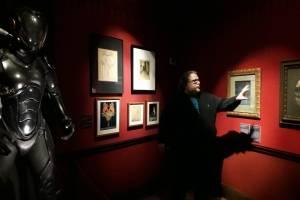 Recorrido con Guillermo del Toro