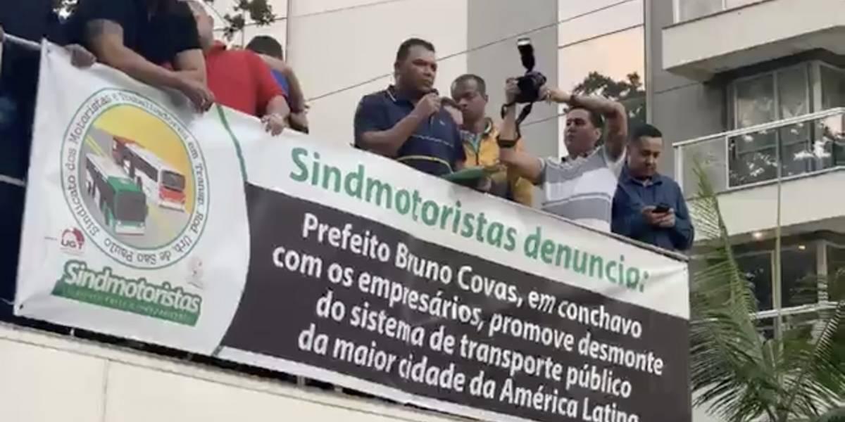 Greve de ônibus: Terminais de São Paulo devem ser fechados por três horas na quarta