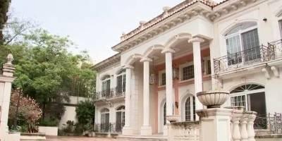 Casa incautada a Zhenli Ye Gon