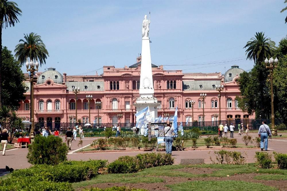 Casa Rosada, Argentina Foto: Dreamstime