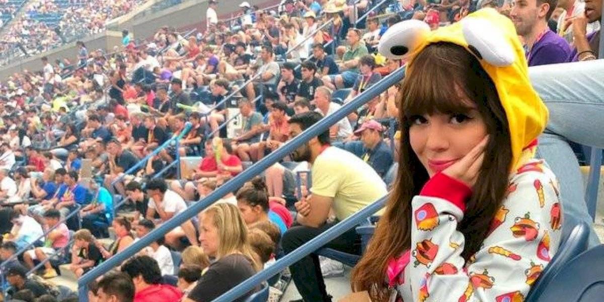 FOTOS. La sexy mexicana que se robó el show en la Fortnite World Cup