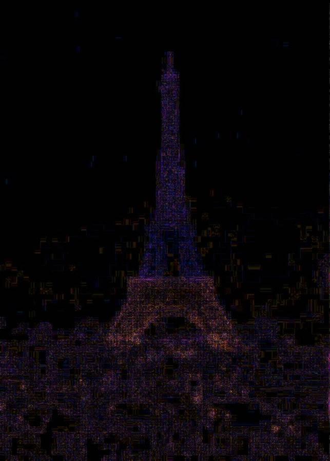 Torre Eiffel Modificada