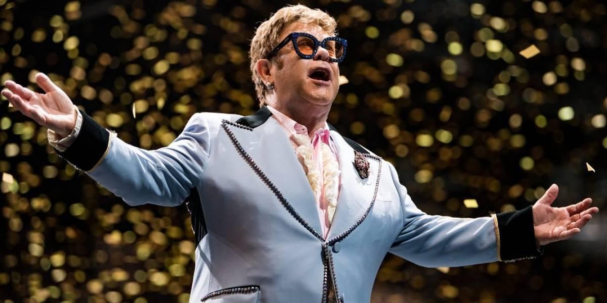 Governo britânico publica, por engano, endereços de famosos como Elton John