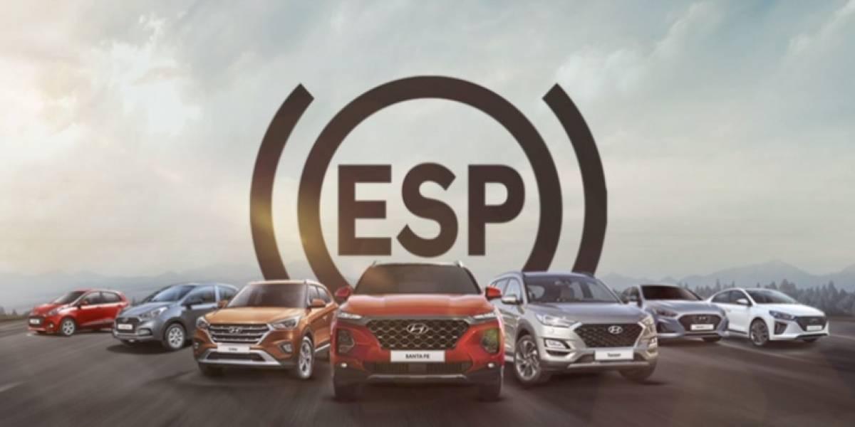 Hyundai en Ecuador: ¿Qué es y para qué sirve el ESP?