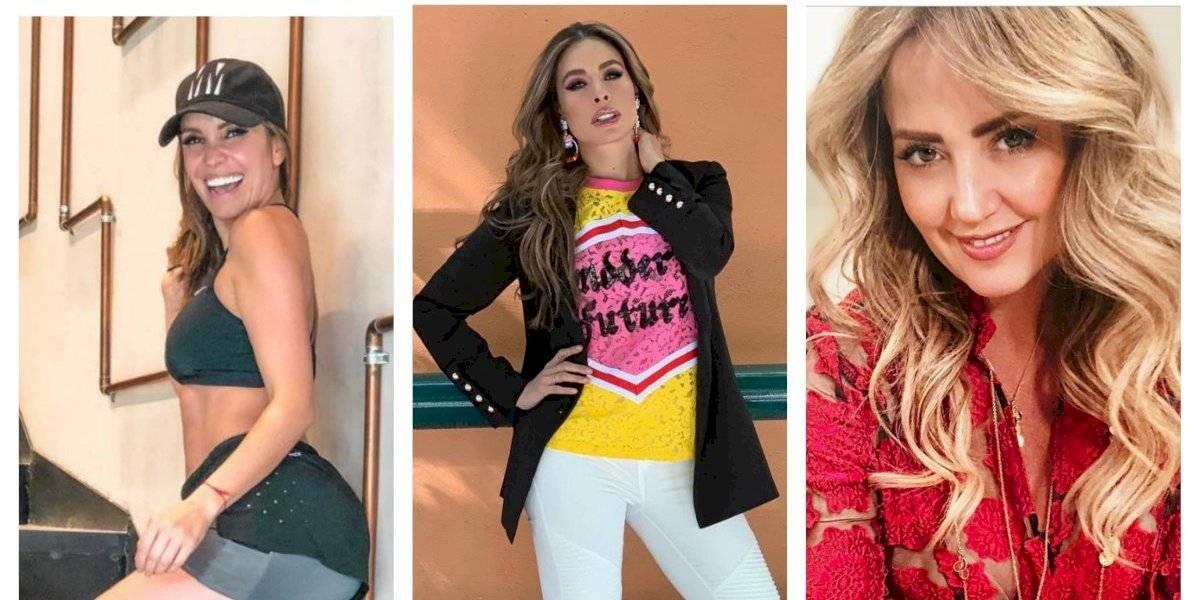 Galilea y Andrea Legarreta no 'soportan' a Andrea Escalona en 'Hoy'