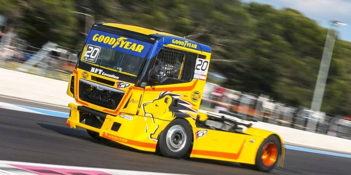 Goodyear se une al Campeonato Europeo de Camiones de la FIA