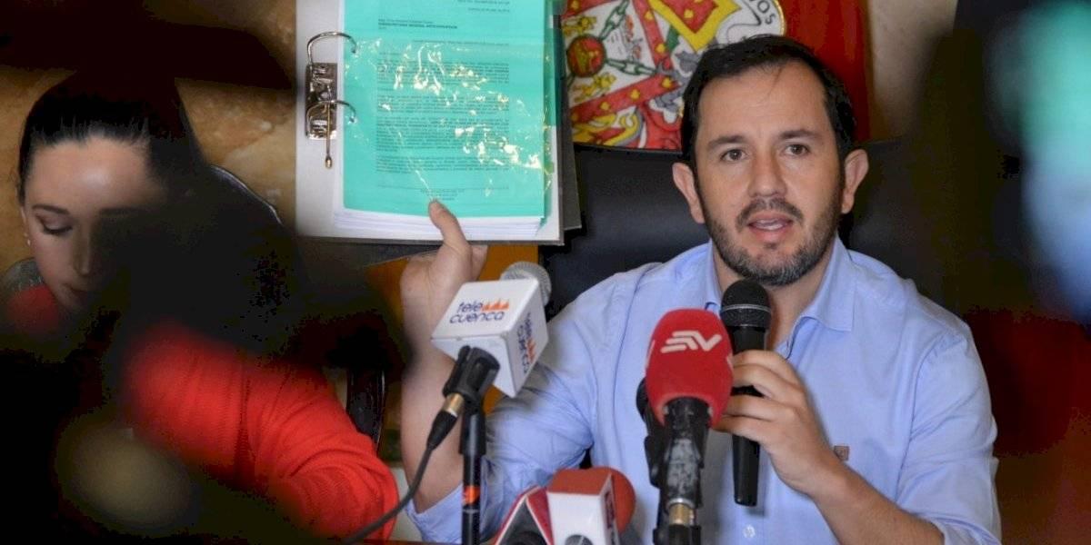 Iván Granda confirma el uso de un helicóptero del Estado para viajar a Atacames