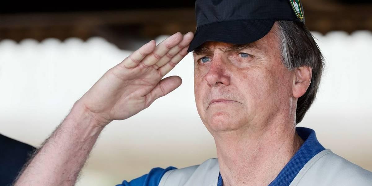'Não tem nenhum indício forte que esse índio foi assassinado', diz Bolsonaro