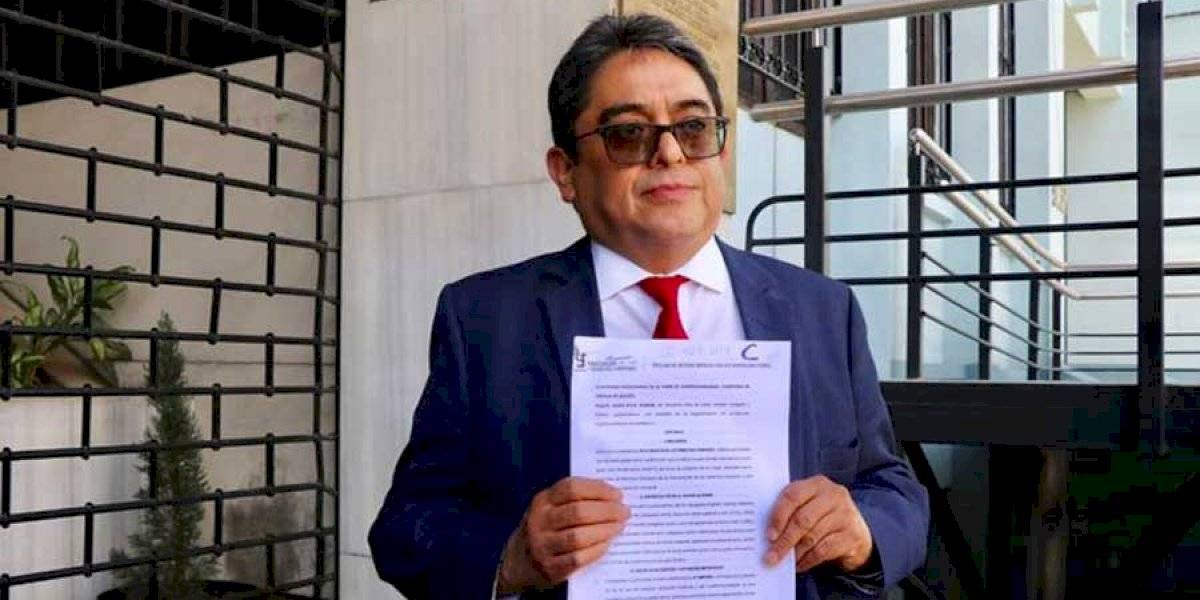 CC da trámite a amparo interpuesto por Procurador Jordán Rodas