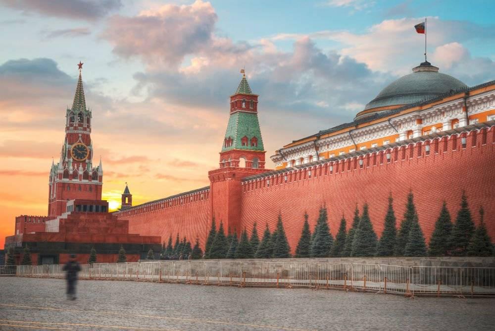 Kremlin, Rusia Foto: Dreamstime