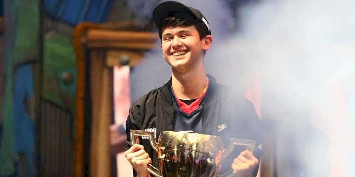 ESports. Con 16 años Kyle Bugha gana la Fortnite World Cup
