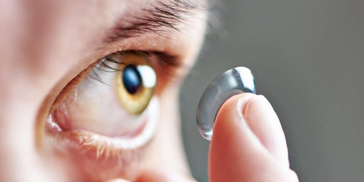 Crearon unos lentes de contacto capaces de hacer zoom con un gesto de tus ojos