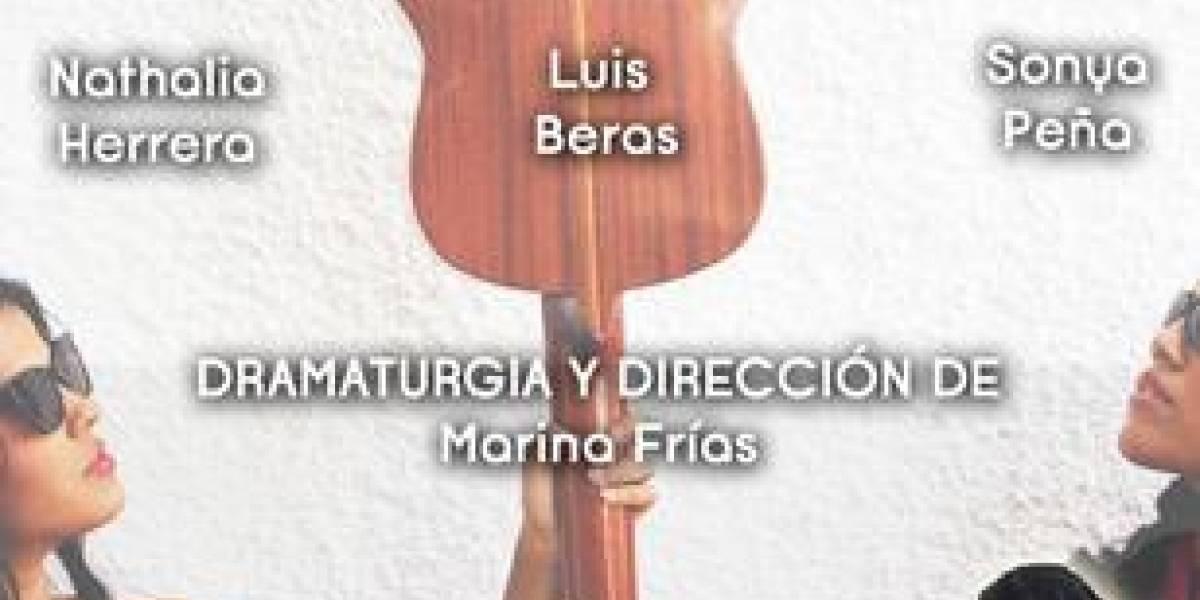 """Marina Frías ahora en """"Micro Acústicos"""" en Microteatro"""