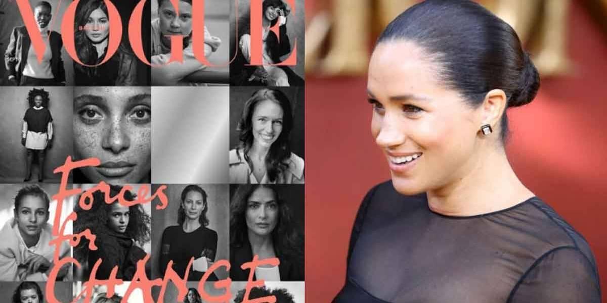 Meghan Markle na Vogue: Duquesa fez exigência bem específica para a capa da edição