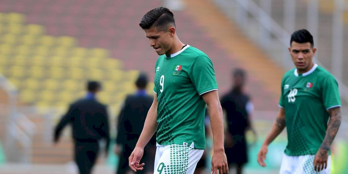 México dejó escapar el triunfo ante Panamá en su debut en Juegos Panamericanos