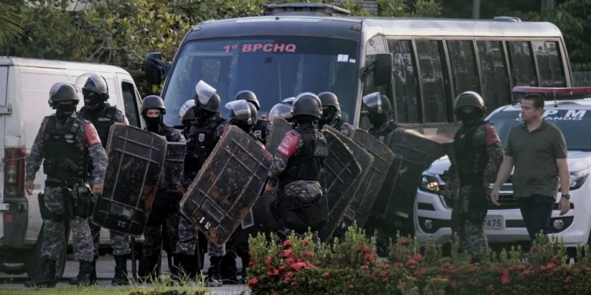 VIDEOS. Sangriento motín en cárcel brasileña deja más de 50 muertos