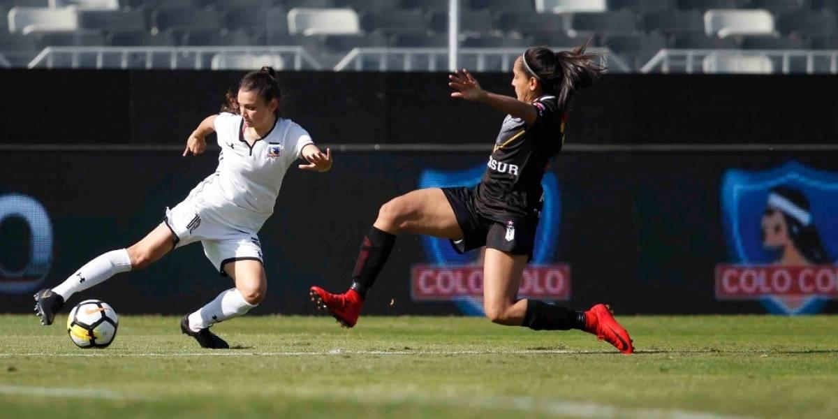 El fixture y los resultados de la segunda rueda del Campeonato Nacional del fútbol femenino 2019