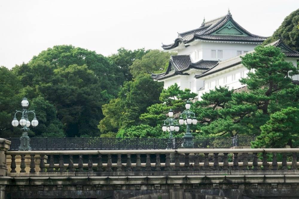 Palacio Imperial, Japón Foto: Dreamstime