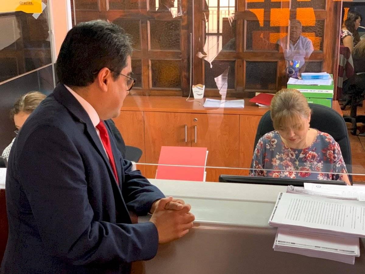 PDH Jordán Rodas presenta acciones en CC por firma de acuerdo migratorio