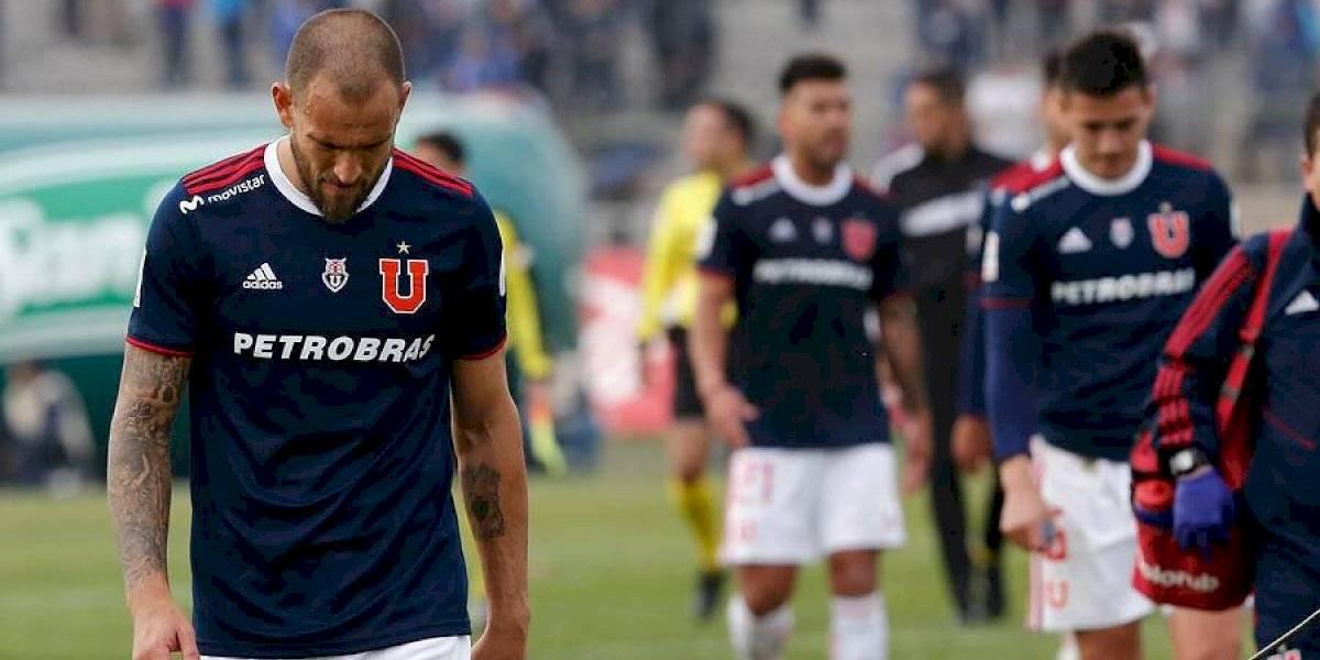 El Fantasma de la B acecha: la U 2019 tiene peor rendimiento que la del descenso tras 15 fechas
