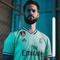 Tercer uniforme Real Madrid