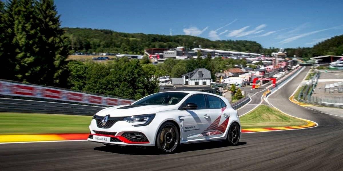 Renault vuelve a pulverizar récords: ahora le tocó a Spa