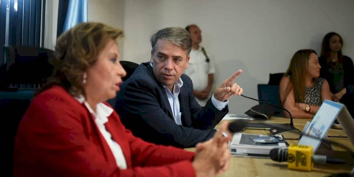 Sandra Torres se compromete con proyectos para beneficiar a Villa Nueva