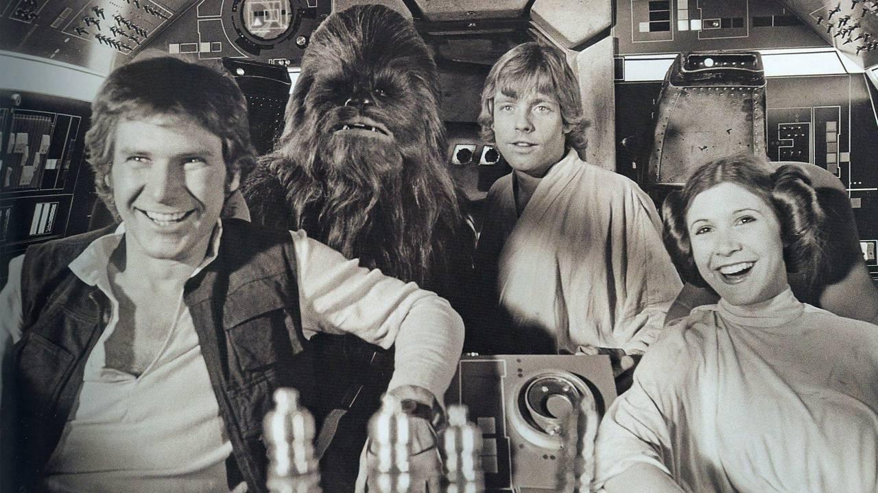 Mark Hamill comparte video de audición para Star Wars junto a Harrison Ford e internet explota