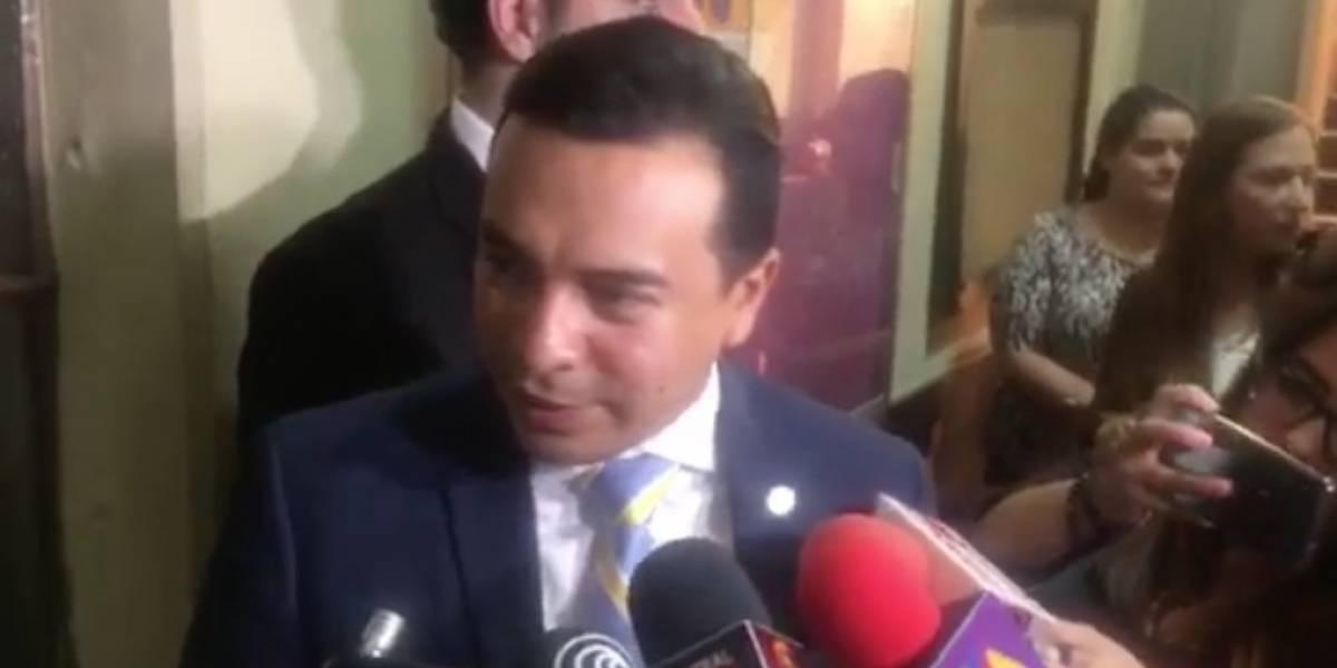 VIDEO. Viceministro descarta usurpación de funciones en firma de acuerdo con EE. UU.