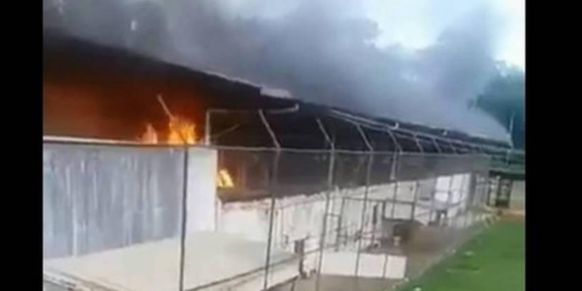 Enfrentamiento en cárcel brasileña dejó más de 50 reos muertos