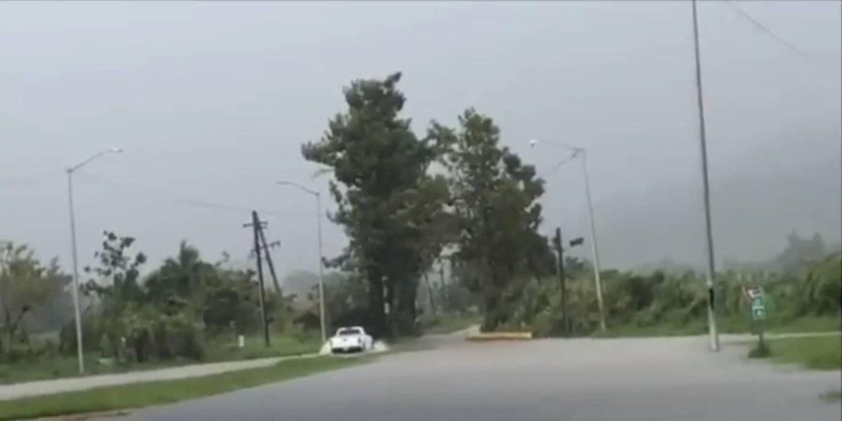 Desborde de ríos afectan varias carreteras en el este
