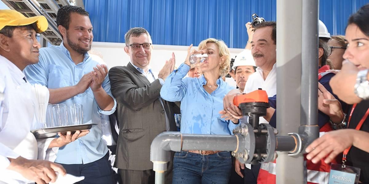 La isla Puná tendrá agua potable