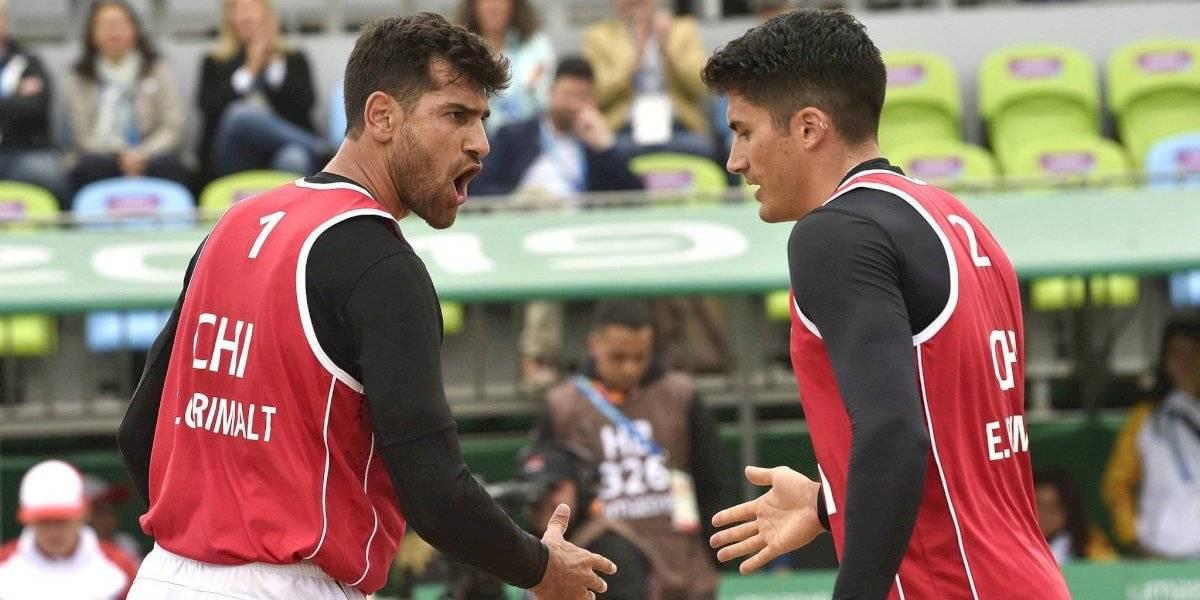 Los Grimalt se agrandaron y ganaron un histórico oro para Chile en el voleibol playa de los Panamericanos