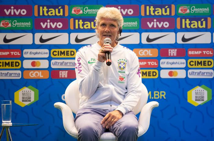 Nova treinadora da Seleção feminina, Pia Sundhage revela planos para o time