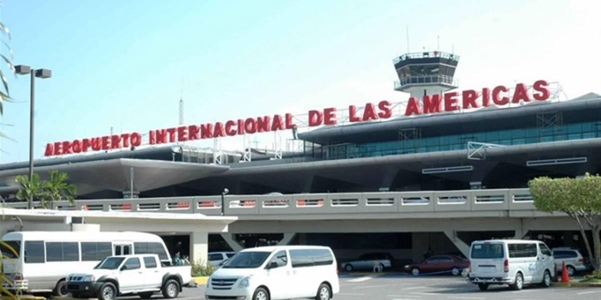 Aeropuerto de Las Américas inicia obras en el área de la llegada de pasajeros