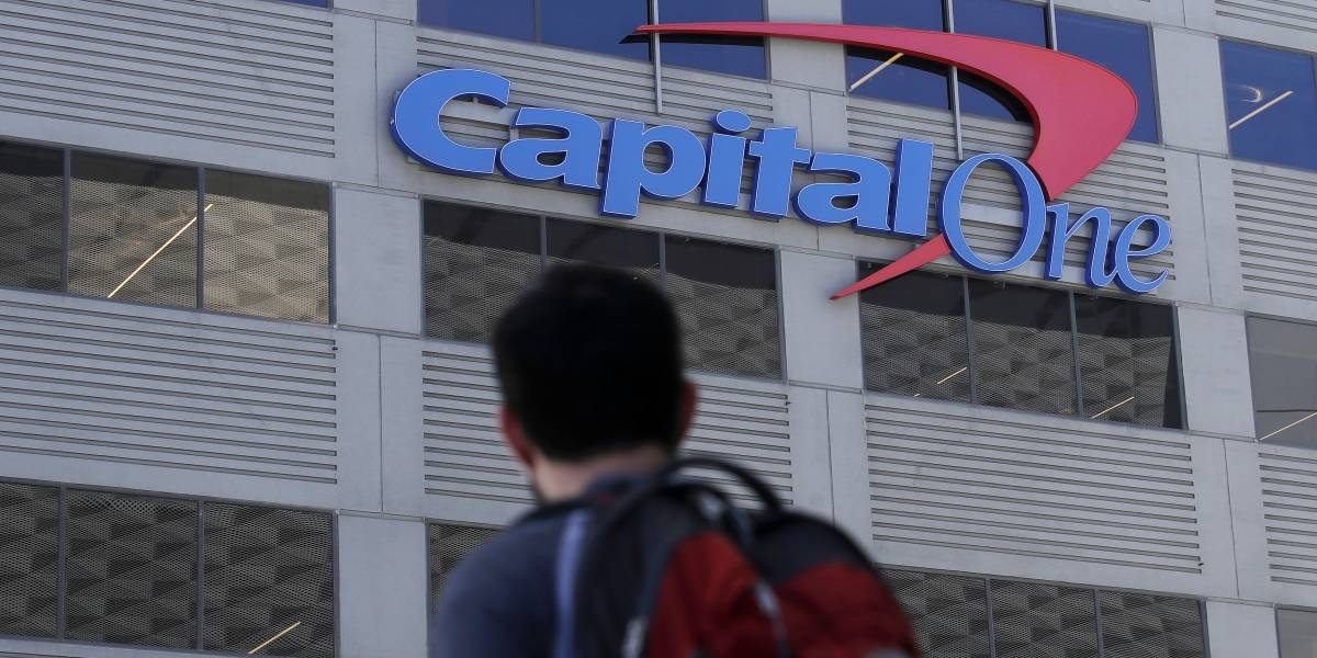 Banco Capital One sufre el mayor robo de datos bancarios de la historia