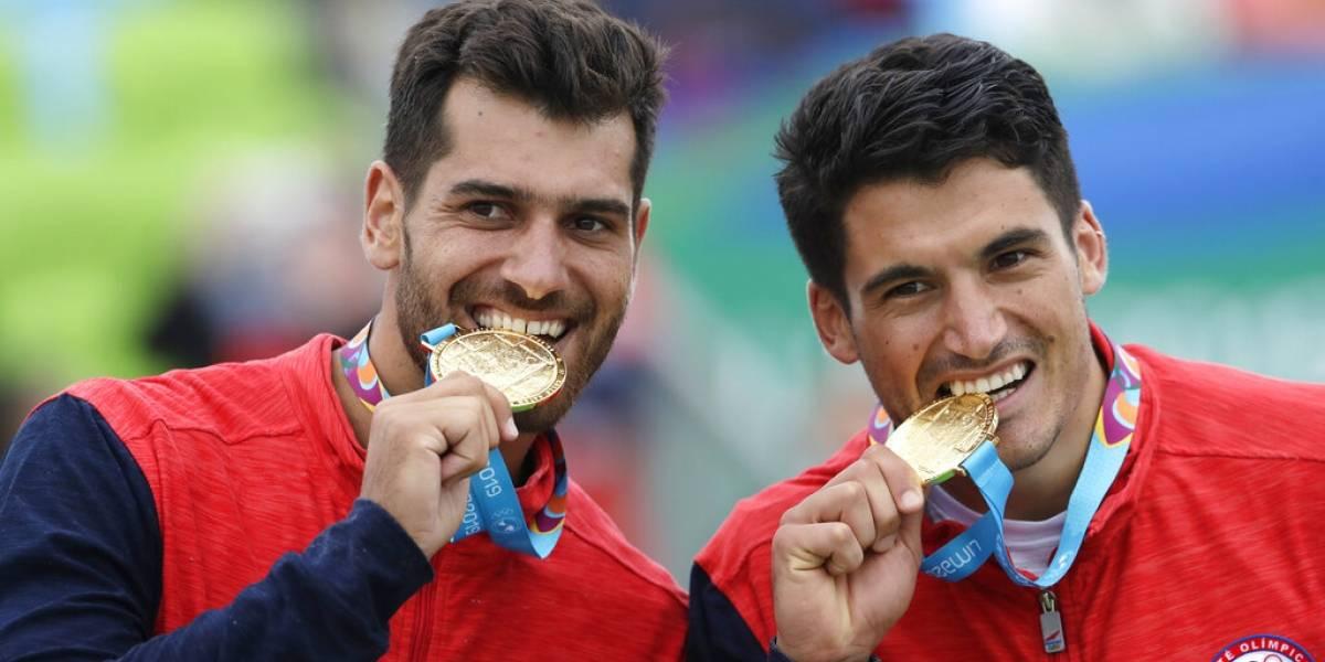 """La odisea de los trotamundos Grimalt continúa tras su hazaña en Lima 2019: """"Tenemos que ir a los Juegos Olímpicos"""""""