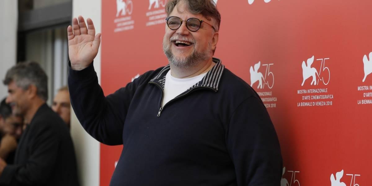 Guillermo del Toro tendrá estrella en el Paseo de la Fama