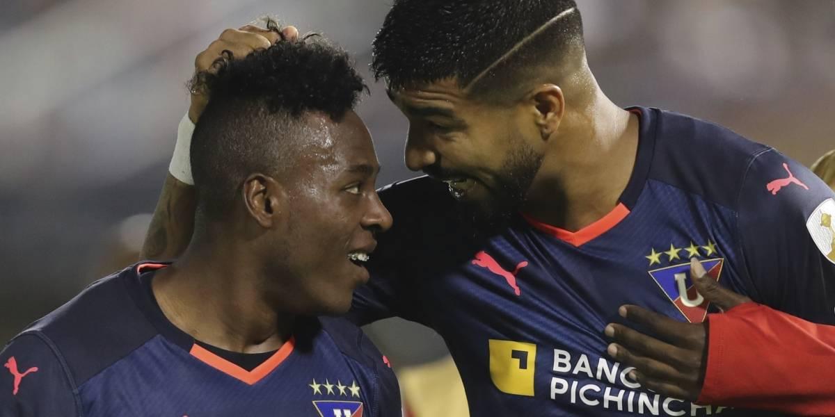 Liga de Quito clasifica a cuartos de final de la Copa Libertadores