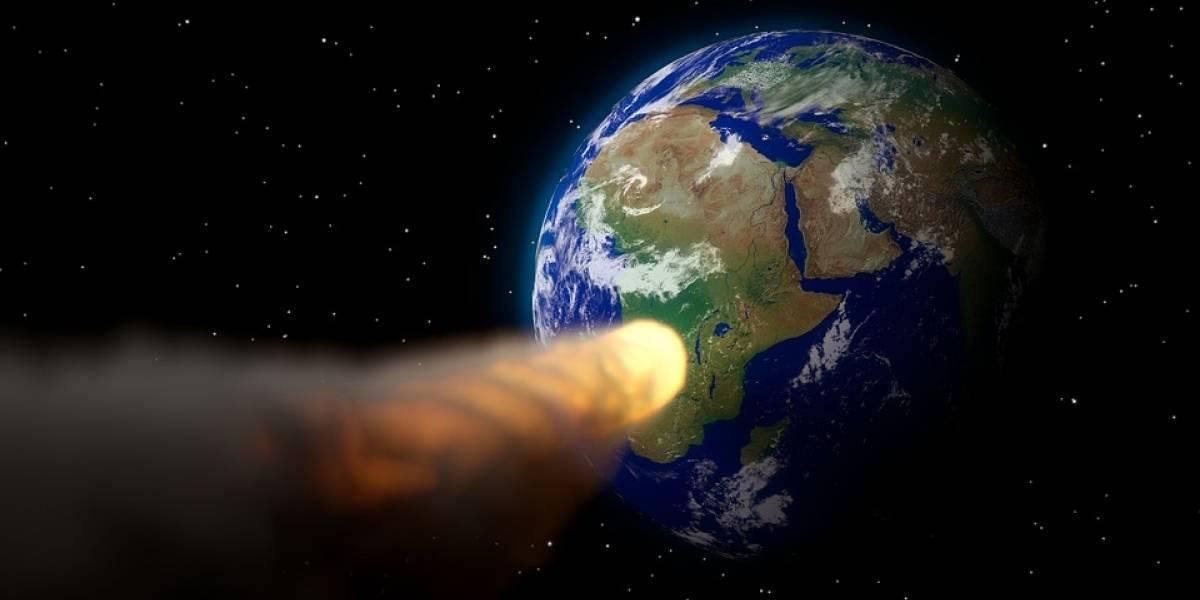 Un enorme asteroide acaba de pasar rozando la Tierra y los científicos no se dieron cuenta a tiempo