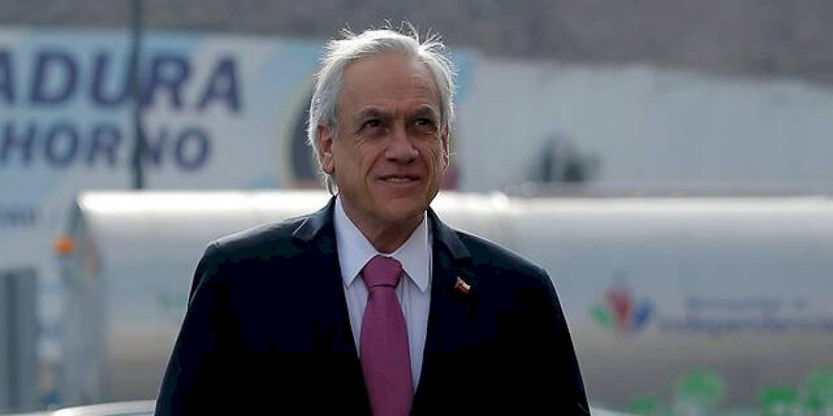 Piñera es el presidente mejor evaluado de la región, según encuesta