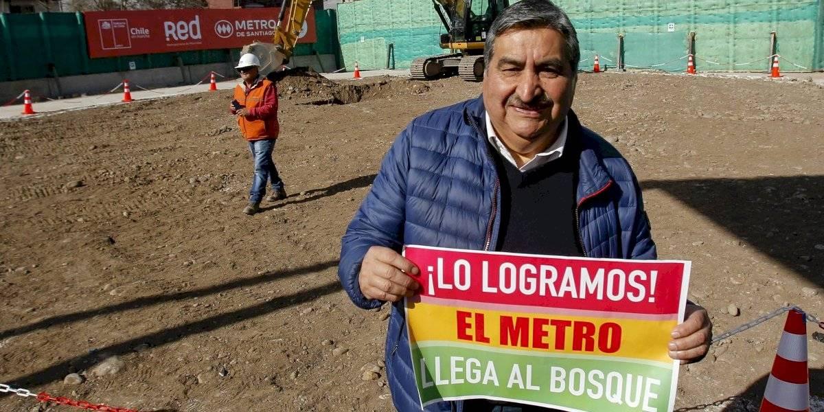 Metro de Santiago: Así será la extensión de la Línea 2 que llegará a El Bosque y San Bernardo