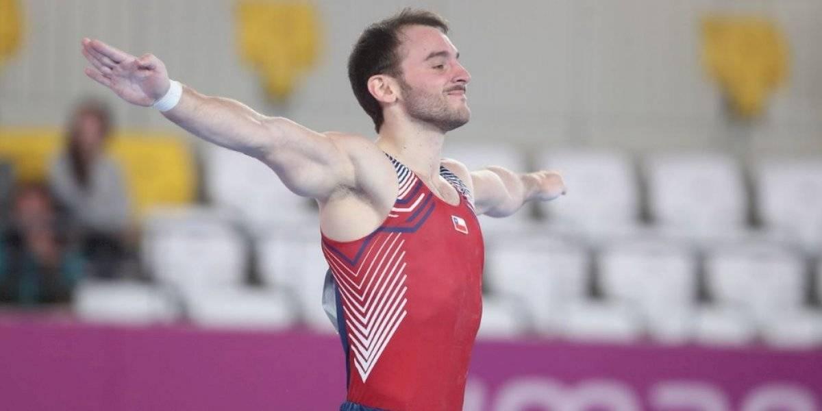 Tomás González se tomó una revancha panamericana dorada luego de platas, bronces y lesiones