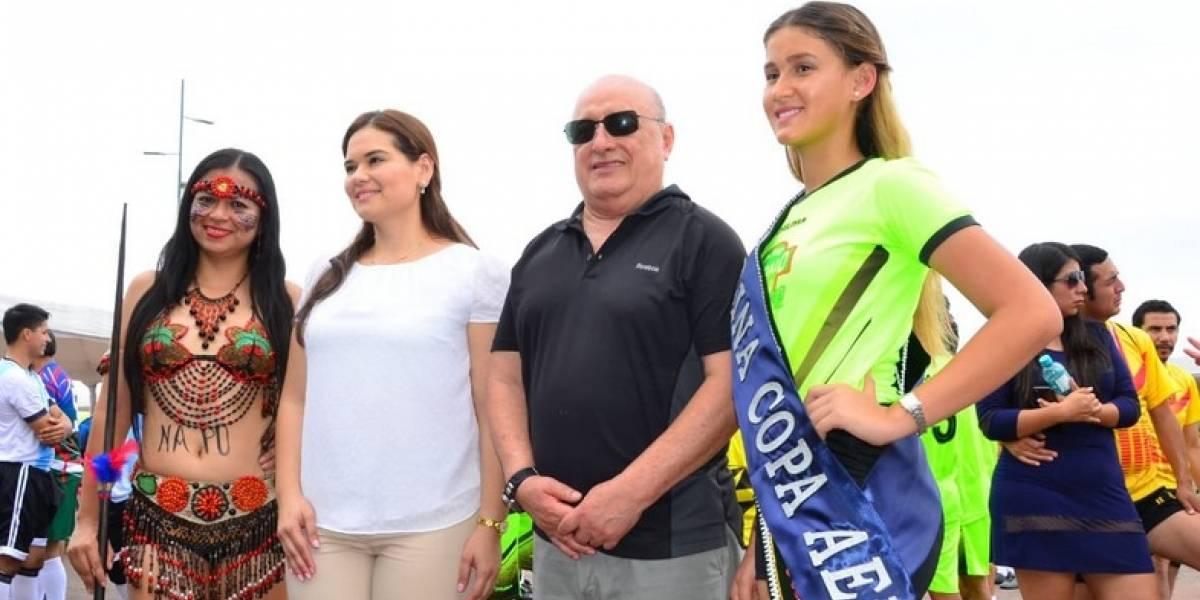Guayas, campeón de la Copa AER Nacional